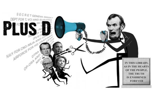 WikiLeaks Suchmaschine Plus D