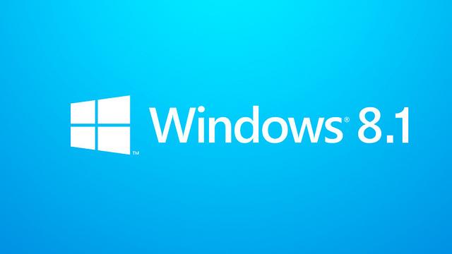 Windows-Version Windows 8.1 Bing