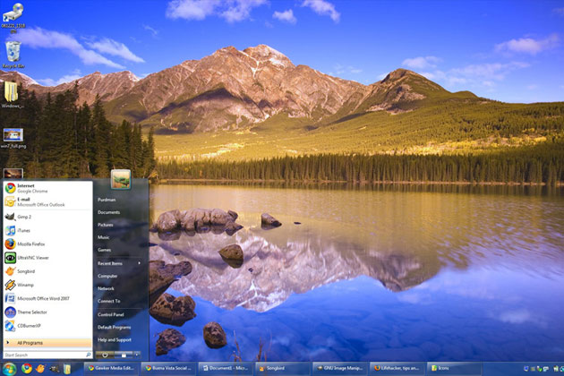 Windows XP Microsoft Virenschutz
