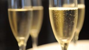 Zucker Champagner Perlen