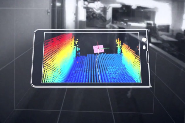 google-project-tango-release-2014