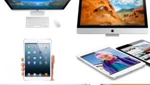 iMac iPad mini Apple Quartalszahlen
