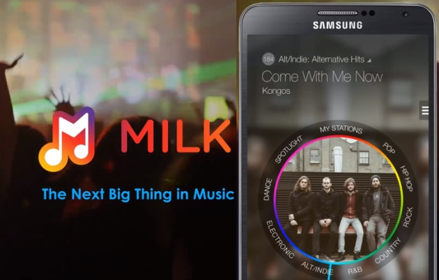 iTunes-Radio-Alternative Samsung Milk Music Galaxy