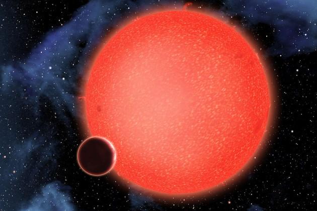 supererde-gj-1214b-Exoplanet temperatur-wolken